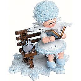 Schneeflöckchen Geschichtenerzähler  -  5cm