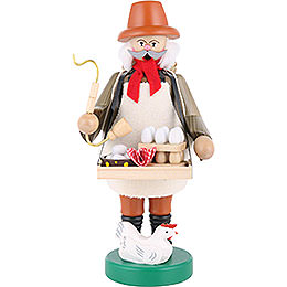 Smoker Egg salesman  -  22cm / 9 inch