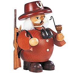 Smoker Forest Ranger  -  brown  -  14cm / 6 inch
