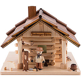 Smoker  -  Freiberg Hut  -  12,5cm / 5 inch