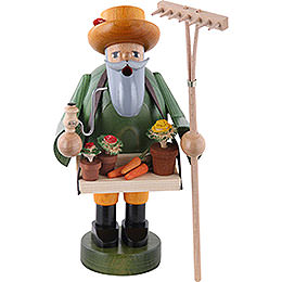 Smoker Gardener  -  18cm / 7 inch