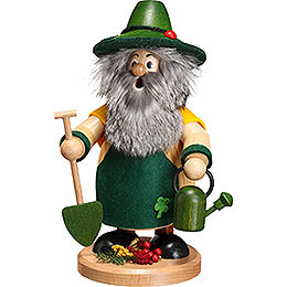 Smoker  -  Gardener  -  22cm / 9 inch