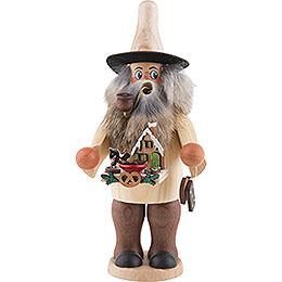 Smoker  -  Gingerbread Salesman  -  20,5cm / 8 inch