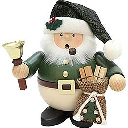 Smoker Santa Claus  -  15cm / 5.9inch