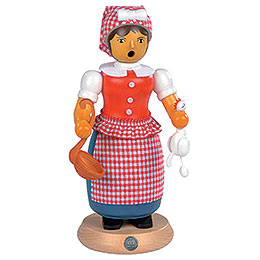 Smoker Witwe Bolte  -  24cm / 9 inch