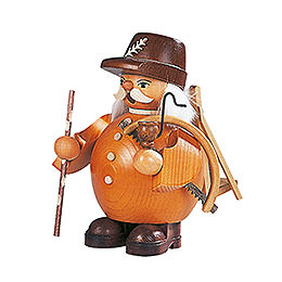 Smoker Woodworker  -  brown   -  14cm / 6 inch