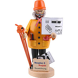 Smoker construction manager  -  22cm / 8.7inch