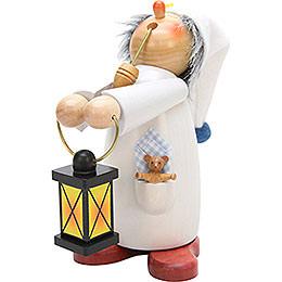Smoker sleepy head lantern carrier  -  17,5cm / 6.5inch
