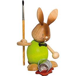 Snubby Bunny clumsy  -  12cm / 4.7inch