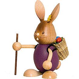 Snubby Bunny hiker  -  12cm / 4.7inch