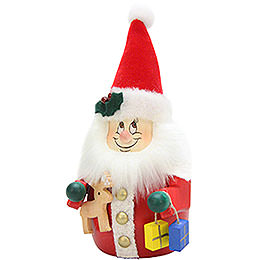 Teeter gnome Santa Claus  -  15,5cm / 6inch