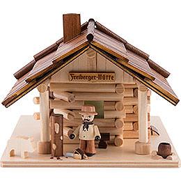 Traditionelles Rauchhaus Freiberger Hütte  -  12,5cm