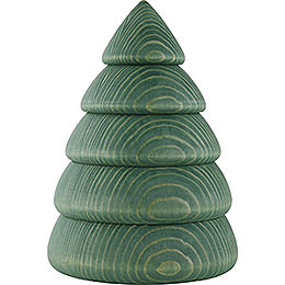 Tree, Maxi Green  -  19cm / 7.5 inch