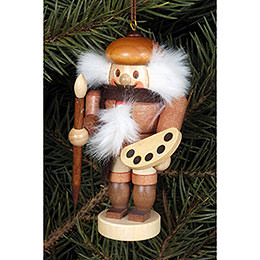 Tree ornament Artisan natural  -  9,5cm / 4 inch