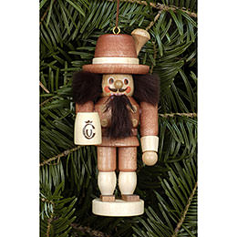 Tree ornament Bavarian natural  -  10,5cm / 4 inch