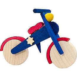 Tree ornament Bicycle  -  5cm / 2inch