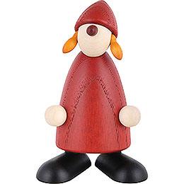 Weihnachtsfrau stehend  -  9cm