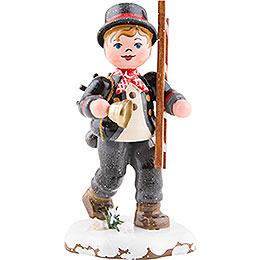 Winter kids chimney sweep  -  8cm / 3,1inch